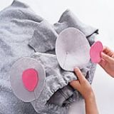 DIY mouse costume
