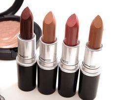 MAC Magnetic Nude Lipsticks
