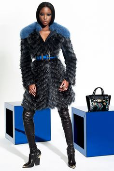 Versace | Pre-Fall 2012 Collection | Style.com