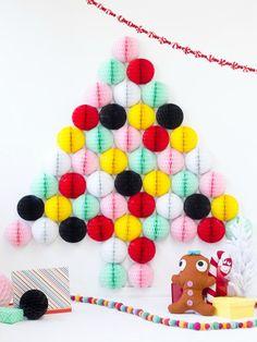 Party Decorations #christmasdiy #holidaycrafts