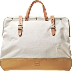 Canvas Bag--I've got one of these as an overnight back and I love it.