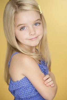 McKenna Grace as Faith Newman