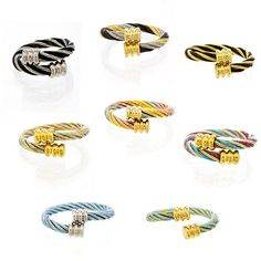 wire rings | Magnetic Traditional Wire Rings