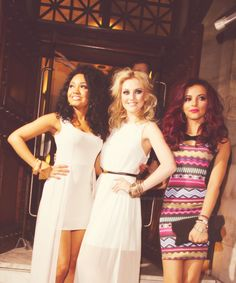 Leigh-Anne, Perrie and Jade !