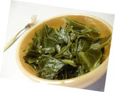 I can't get enough of veggie collard greens!