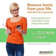 Join to get our weekly deals and news delivered conveniently to your inbox. To keep it simple, just text ZOOMIN to 22828 to get started | #Olathe #KS
