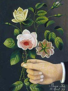 Bonne fete - Henri Rousseau - 1892