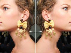 DIY EARRINGS #diy #earrings #unique #howto #original