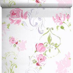 Papier peint vinyle guirlande oiseau blanc et noir leroy merlin black a - Papier peint vintage leroy merlin ...