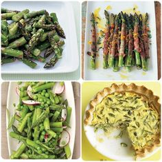 Spring veggie Asparagus is packed with a wide variety of skin-beautifying antioxidants, including Vitamin C, Beta-Carotene and Vitamin E.