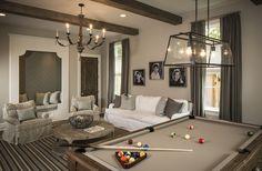 Thompson Custom Homes - media rooms