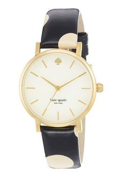 #black #gold #watch