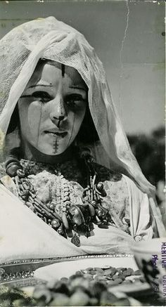 jewish berber woman inspiration