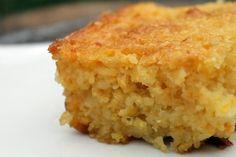 corn bread with cream corn