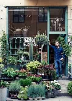 Christoffers Blommor | Stockholm, Sweden