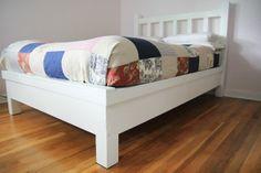 Designing & Building White Cottage Bed Furniture
