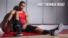 Derrick Rose :)