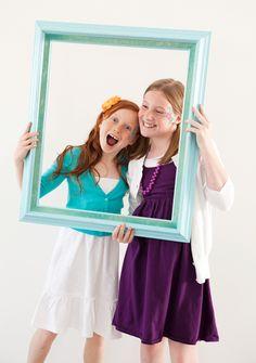 Frame photobooth -