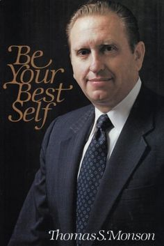 Be Your Best Self by Thomas S. Monson. $22.95. Author: Thomas S. Monson. Publication: December 31, 1979. 209 pages. Publisher: Deseret Book Company; PF edition (December 31, 1979)