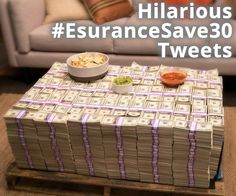 The Most Hilarious Esurance Tweets Trying to Win $1.5 Million