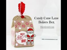 Candy Cane Lane Bake