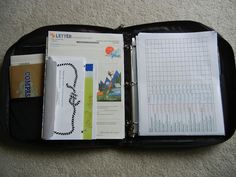 Writing to more than one sponsored child? Here is how one person keeps it all organized!