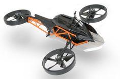 KTM Ascender flying