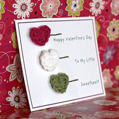 Valentines for your girlies