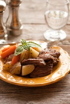 Slow Cooker Pot Roast with Potatoes (A One Pot Hassle Free Meal) - Cooking Classy