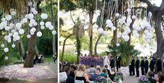 How to Throw a Backyard Wedding: Decor | Green Wedding Shoes Wedding Blog | Wedding Trends for Stylish + Creative Brides