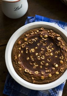 A chocolatey take on the classic french dessert, this clafoutis is incredibly simple.  - foodiedelicious.com
