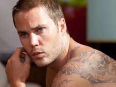 Taylor Kitsch - Savages god, he looked good in this movie.