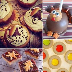 Thanksgiving Desserts For Kids
