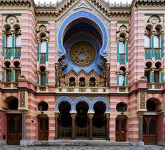 prague jewish quarter synagogue