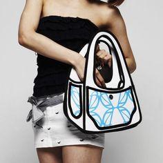Cool purse!