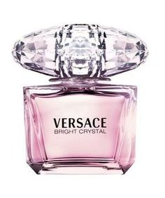 Bright Crystal, Versace.  Nowadays popular fruity note gives the composition slightly gourmand nuance. The top notes are pomegranate, Yuzu and frosted accord. Peony and magnolia are in the centre of the composition, while waterly fresh lotus note moderates the intensity and sweetnes of the floral accords. The opulent base introduces amber note extracted from plants, musk and red woods.