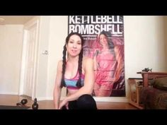 Kettlebell Workouts For Beginners - YouTube