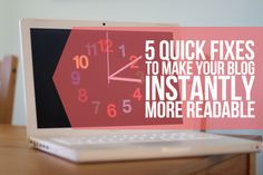 Her New Leaf: Make Your Blog More Readable
