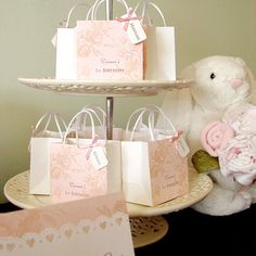 1st Baby Girl's Birthday