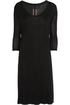 Rick Owens | Jersey dress | NET-A-PORTER.COM