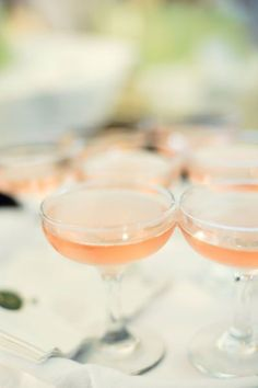 REVEL: Pink Champagne Cocktails