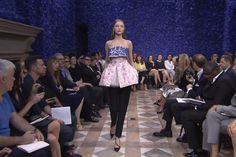 Raf Simons' first-ever Dior show – we can't wait for more!