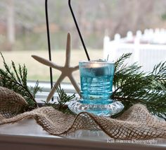 Low Tide High Style: Coastal Christmas in the Kitchen