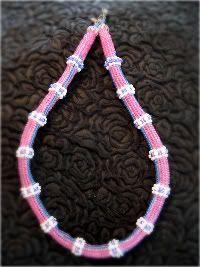 Tubular Herringbone Necklace
