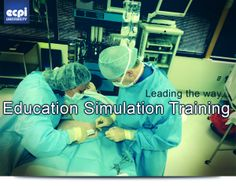 Leading the Way in Simulation Education Training