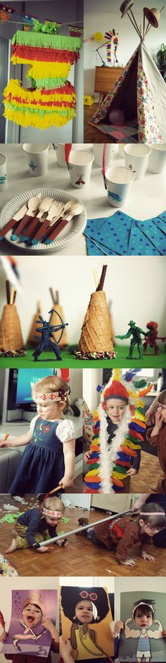 parti decor, indian parti, feather