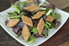 Grain Free Salad Toppers
