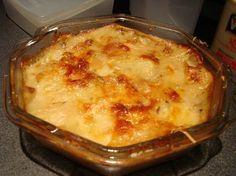 Ricette secondi: timballo di patate