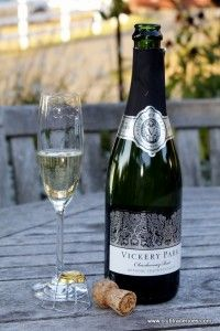 There is a couple of new sparkling wines from Vickery Park at Trader Joe's. It's a Trader Joe's exclusive and it's pretty darn good for the price!