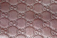 gucci pattern close up